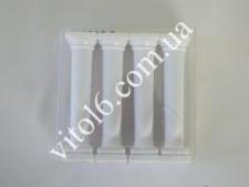 Колонны пластм для торта в наб из 4-х3*13VT6-17213