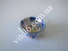 Форма из фольги  О7см(120шт)VT6-17343(240шт)