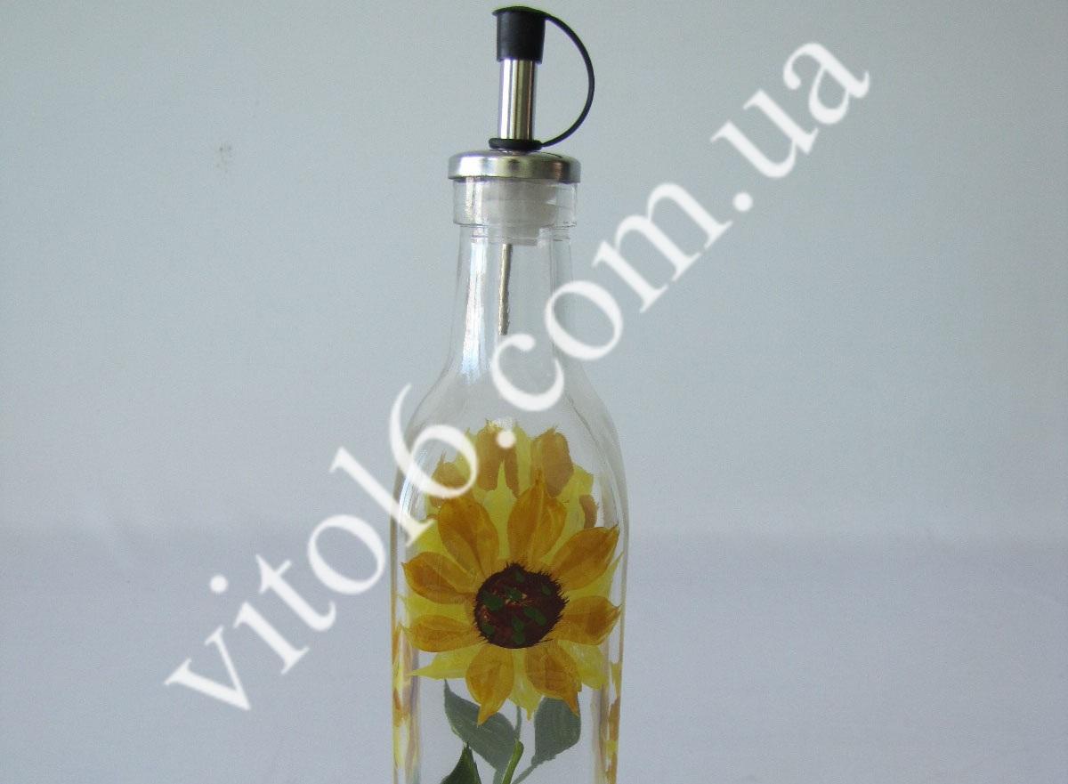 Ёмкость стекл.для масла Подсолнух болVT6-17156(36)