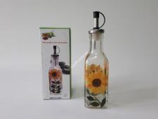 Ёмкость стекл.для масла Подсолнух малVT6-17158(72