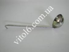 Половник 1сорт 6oz 180мл с крючком VT6-17233(420)