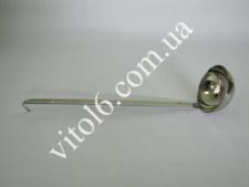 Половник 1сорт 8oz 240мл с крючком VT6-17234(420шт)