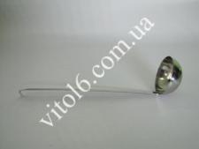Половник 1сорт 10oz 300мл с крючком VT6-17235(280)