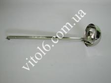Половник 1сорт 8oz 240мл с крючком VT6-17237(120)