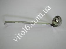 Половник в/с 2oz 60мл с крючком литой VT6-17240