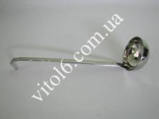 Половник в/с 6oz 180мл с крючком литой VT6-17243