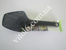 Лопатка-шумовка тефлон глубокая VT6-17247(288шт)