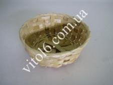 Сухарница из лозы О17см  019VT6-17360(600шт)