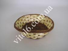 Сухарница из лозы О15см VT6-17363(800шт)