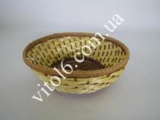 Сухарница из лозы О22см 272 VT6-17365(240шт)
