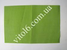 Салфетка под тарелки св зелёная VT6-17417(300шт)