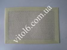 Салфетка под тарелки тканевая Сетка бежевая VT6-17424(300)