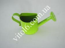 Леечка металл цветная 4,5см VT6-17492(300)