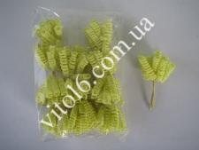 Искусств Спиралька жёлтая VT6-17541(144шт)