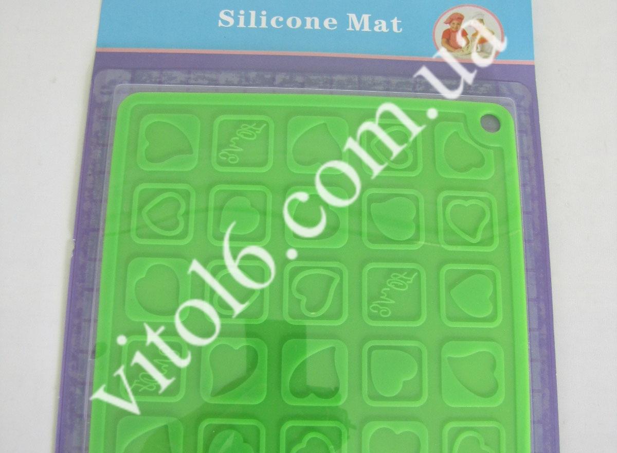 Подставка силиконовая 17*17 VT6-17408(160)