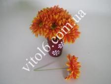Гербера искусств.оранжевая(36шт)VT6-17600(960шт)