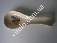 Ложка керамическая 6014-35 VT6-17742(72шт)