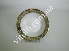 Салатник №6  Золота квітка  13С-005G (96шт)
