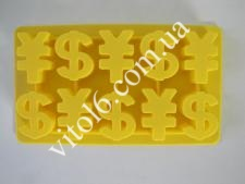 Форма силикон. $$$ 12*21cм VT6-17801(200шт)