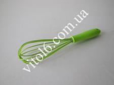 Вінчик силіконовий з пластм ручкою31смVT6-17816(240)