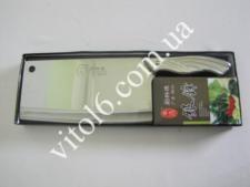 Нож секач металл 9см*30см т=1,6 VT6-17778(60шт)