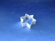 Форма метал 6,5*6,5*2,3см  Зірка  VT6-17835 (100)