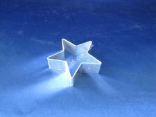 Форма металл 8*8*2,3см Звезда VT6-17839(100)