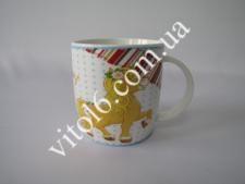 Чашка керамическая 8,5*9см Лошадь VT6-17845(72шт)