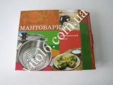 Упаковка для пароварки цветная 11029-7 ZL (118шт)