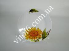 Тарелка  Подсолнух мелкая №6  5705 (144 шт)