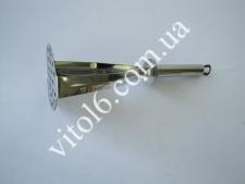 ВТ-6 Толкушка нерж.с кольцом (25шт) S-001(150шт)