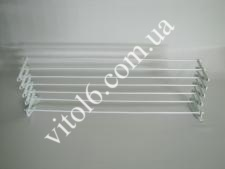 Сушилка для белья  Гармошка 80 см LG-02 (6 шт)
