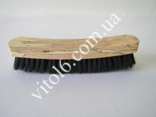 Щётка для одежды с дерев. ручкой UR 3025  (96 шт)