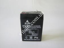 Аккумулятор для весов,фонарей 6 V (25шт)