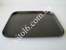 Поднос пластмассовый 45*35см VT6-18010(50шт)