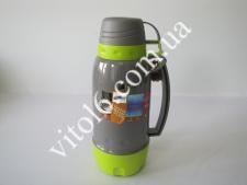 Термос пластмасовий 1,8л  h-35смVT6-18020(12шт)