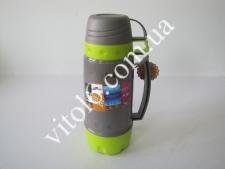 Термос пластмасовий h-31см 1л VT6-18021(12шт)