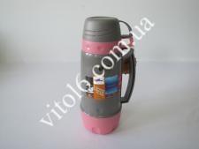Термос пластмасовий h-27см 0,6л VT6-18022(12шт)