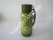 Термос пластмасовий 2л  h-34смVT6-18024(12шт)