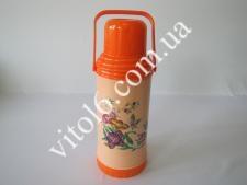 Термос пластмасовий 2л h-37.5смVT6-18025(12шт)