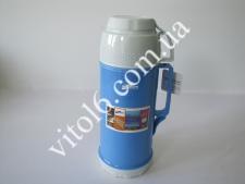 Термос пластмасовий h-34см 1,75 л VT6-18026(12шт)