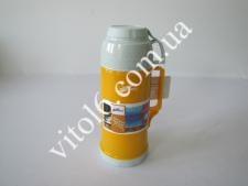 Термос пластмасовий h-26см 0,6л VT6-18028(24шт)