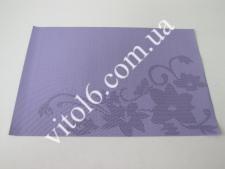 Салфетка под тарелки сетка 30*40см VT6-17966(300шт)