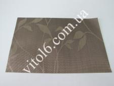 Салфетка под тарелки сетка 30*40см VT6-17969(300шт)