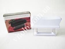 Тендерайзер-прокалыватель прямоуг.на 16 ножей  1 лезвие VT6-18073(40шт)