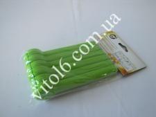 Защипы для пакетов пластм.из 6-ти 13см VT6-18131(320шт)