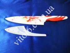 Нож в чехле  Роза  8  широкий VT6-18316(144шт)
