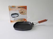 Сковорода гриль 24см*3,5см VT6-18342(24шт)