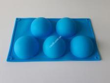 Форма силикон. полусферы (5)VT6-18353(144шт)