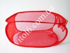 Корзинка раскладная сетка mix 50см х30смVT6-18554(200шт)